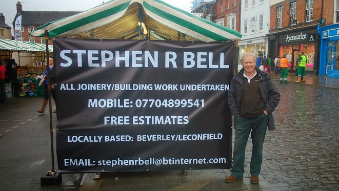 Stephen R Bell: JoineryOnline.Co.Uk